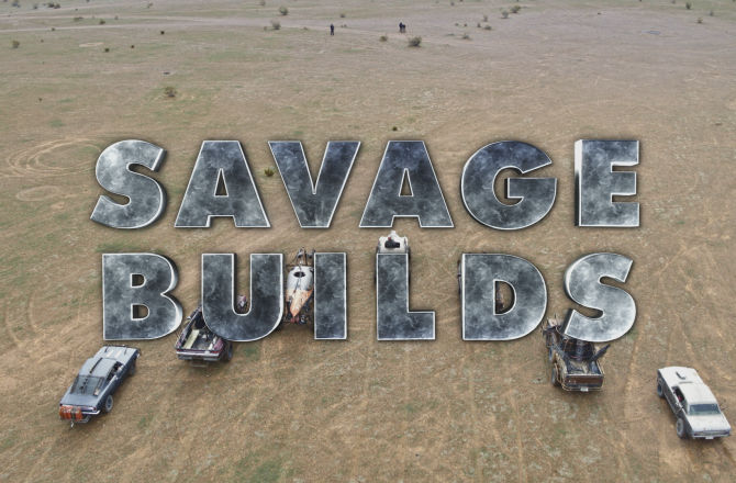 Savage Builds
